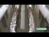 Принцип работы льдогенератора пальчикового льда.